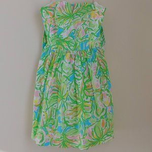 Lilly Pulitzer Richelle Strapless Floral Dress